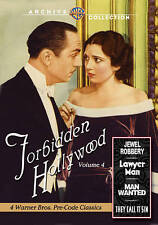 Forbidden Hollywood Collection Volume 4, Good DVD, William Powell, Kay Francis,