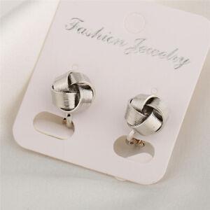 Fashion Statement Metal Geometric For Women Boho Ear Stud Earrings 2021 Jewelry