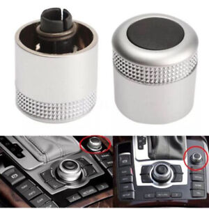 4F0919070 Multimedia MMI Volume Knob Button Switch For Audi A6 S6 RS6 A8 Q7