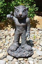 Clemson Tigers Mascot Garden Statue