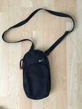 Nike boys men crossbody black bag