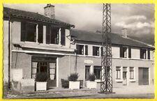 cpsm Rare 71 - SAINT JULIEN de JONZY vers 1950 RÉGIE TABAC Hôtel du Commerce