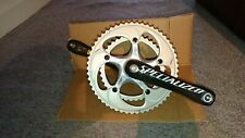 Specalized Fact Carbon crankset - 130 BCD - 175mm - 53/39T - New.