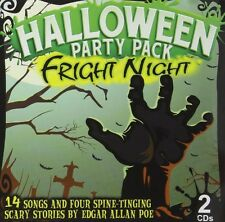 Various Artists - Fright Night Halloween Pack - 2 CD Set [New CD]