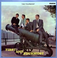 *NEW* CD Album The Fourmost - First & Fourmost (Mini LP Style Card Case)