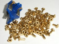 Scalextric - Metal Eyelets 1.5 x 4mm - 20 Pieces - NEW