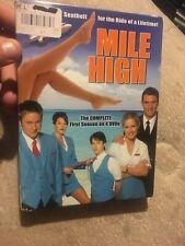 Mile High - Season 1 (DVD, 2007, 4-Disc Set)