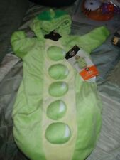 PeaPod Costume • 0-6 Months • Infant Halloween• Peapod • Plush BRAND NEW W/TAGS
