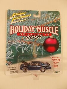 Johnny Lightning 1/64 2001 Holiday Muscle '71 Duster 340