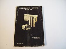Gould Modicon Davision 484 Users Manual - Free Shipping