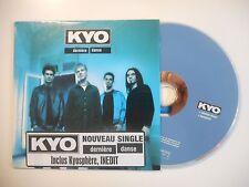 KYO : DERNIERE DANSE [CD SINGLE PORT GRATUIT]
