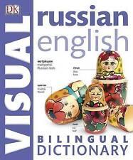Russian English Bilingual Visual Dictionary (DK Bilingual Dictionaries), DK, New
