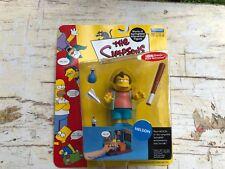 2000 Mip Simpsons action figure Playmates - Nelson (s11)