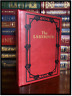 Labyrinth Novelization New Illustrated Hand Leather Bound Gift Deluxe Hardcover
