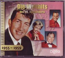 Die Welthits - 1955 - 1959   Reader's Digest  3 CD Box  OVP