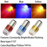 2PCS 1157 BAY15D P21/5W Strobe Flash Light Brake Blink Led Tail Reverse B dm