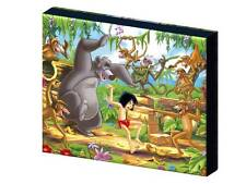 THE JUNGLE BOOK b- DISNEY CLASSIC CANVAS PICTURE - 3 SIZES TO CHOOSE A5, A4, A3