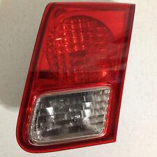 2003 2004 2005 Honda Civic Sedan Right Passenger Trunk Lid Tail Light OEM Shiny