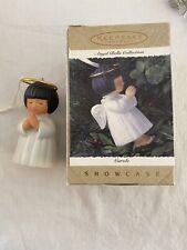 1996 Carole Angel Bell Collection Hallmark Keepsake Showcase Ornament