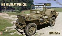 Meng Model 1/35 MB Military Jeep Model Kit