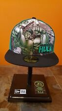 New Era Marvel Hulk fitted 8 1/4 Tone Out Style