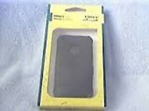 New Otter Impact Skin Black Case for Apple iPhone 3G S