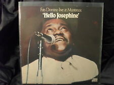 Fats Domino - Live At Montreux / Hello Josephine