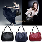New Fashion Ladies Luxurious Large Tote Messenger Leather Bag Shoulder Handbag