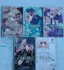 Lotto 5 manga Momo