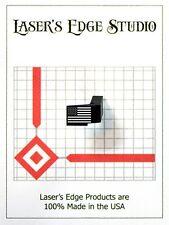 Aluminium Extended Mag Magazine Release for GLOCK Gen 1 2 3 US Flag