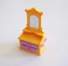 PLAYMOBIL (H385) PRINCESSES - Coiffeuse Commode avec Miroir Chambre 5146