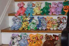 Ty Beanie Baby BABIES BEARS BEAR Stuffed Animal Plush - 100 Different U Choose!