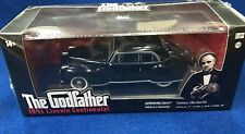1:43 THE GODFATHER -  1941 Lincoln Continental  #86507