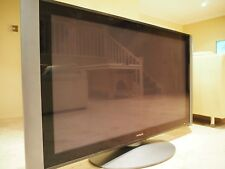 Hitachi Plasma TV 55PD8800TA (Display Not Working) with Remote and Swivel Stand