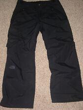 2015 Mens Northface Seymour Black A7FC Ski/Snowboard Waterproof Pants! Size M