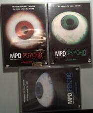 MPD PSYCHO LA SERIE COMPLETA VOL.1 VOL.2 VOL.3 - Takashi Miike 3 DVD OOP