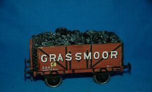 """Leeds Model Company """"O"""" Gauge Grassmoor Coal Wagon"""