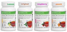 HERBALIFE Tea Concentrate 1.8 OzBoost Energy Mix All Flavors FAST SHIPPING.