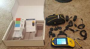 Trimble Geo XH 6000 Series Geo Explorer GPS with Accessories. Hardly Used!