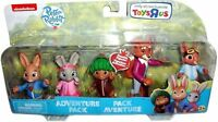 Peter Rabbit & Friends Figures Adventure Set -  Nickelodeon Pack of 5