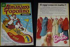***ALMANACCO TOPOLINO*** N.212 (GENNAIO 1975)