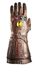 Marvel's Avengers Infinity War Thanos Gauntlet Adult Sized Deluxe Latex Gloves
