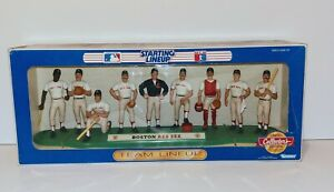 1989 STARTING LINEUP BOSTON RED SOX TEAM LINEUP LIMITED COLLECTOR'S EDITION