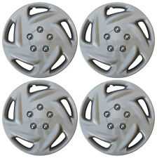 "NEW Universal SET of 4 Fits DODGE CARAVAN NEON 15"" Hubcaps Hub Cap Wheel Covers"