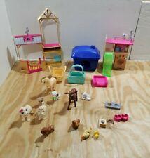 Barbie Accessories Lot / Barbie Furniture Lot