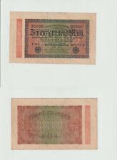 20.000 Mark 1923 P-MV Deutsches Reich - Reichsbanknote - 0281
