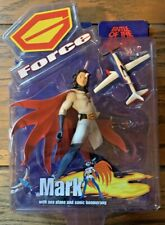 2002 Diamond Select • G-Force • Battle of the Planets • Mark with Sea Plane