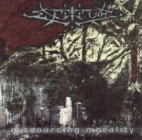 EXITIUM ~ Outsourcing Morality ~ 2006 US 12-trk CD album ~ GRINDCORE/DEATH METAL