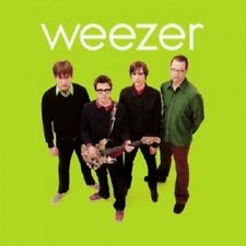 WEEZER - WEEZER (GREEN ALBUM)  CD  10 TRACKS ALTERNATIVE ROCK / POP  NEU