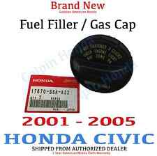 01-05 HONDA CIVIC Genuine Factory OEM Honda Gas Fuel Filler Cap (17670-S5A-A32)